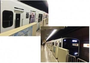 新型通勤電車303系
