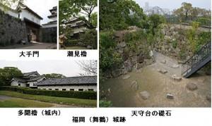 福岡(舞鶴)城
